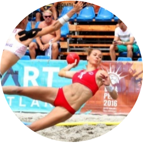 Image beach handball
